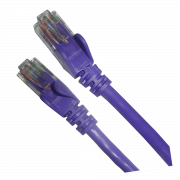 cat5e purple patch leads picture main