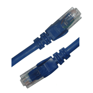 cat6 blue patch leads picture main